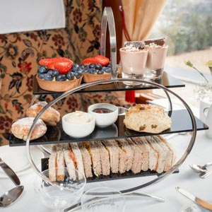Carriages Afternoon Tea