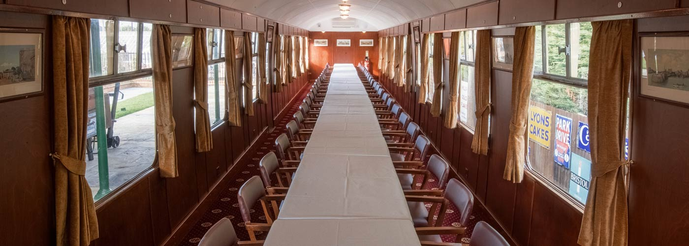 Unique Event Hire Rooms at Carriages
