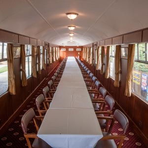 Carriages Private Hire Venue