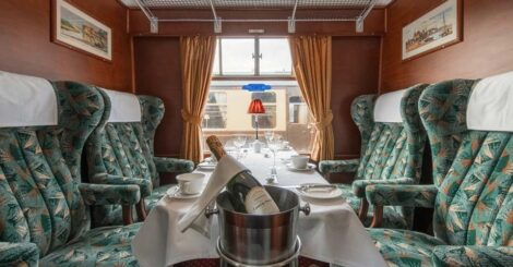 Carriages Private Room