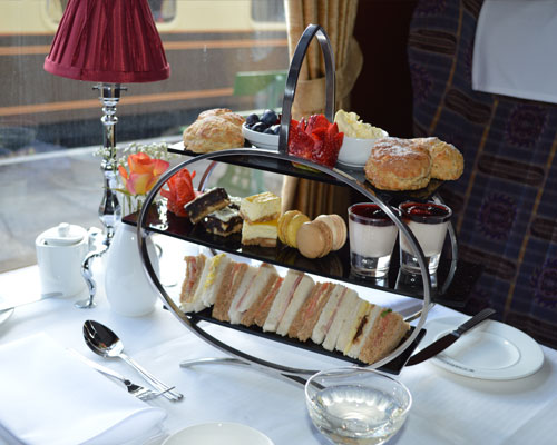 Carriages of Cambridge - Afternoon Tea
